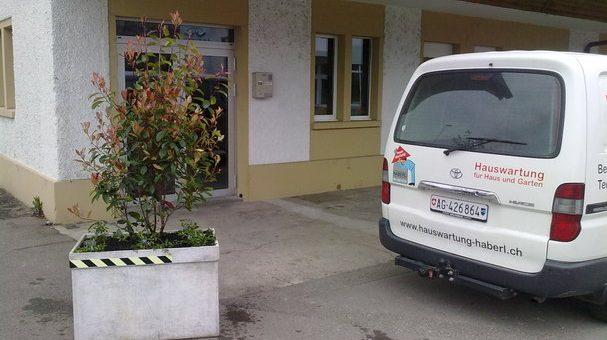 Geschützt: Bepflanzung zum Schutz des Daches